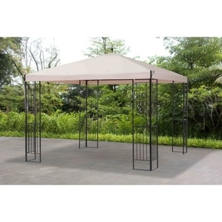 Sunjoy Replacement Canopy for L-GZ038PST-F 10X10 Patio Gazebo