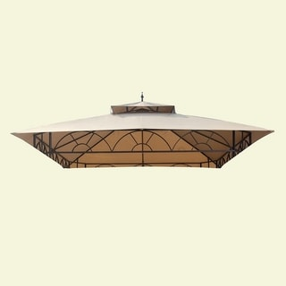 Sunjoy Replacement Canopy Set for Gazebo Model L-GZ027PWI-3A