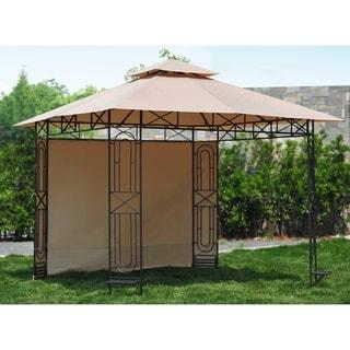 Sunjoy Replacement Canopy Set for L-GZ071PST-3 10'x10' Gardenscape Gazebo