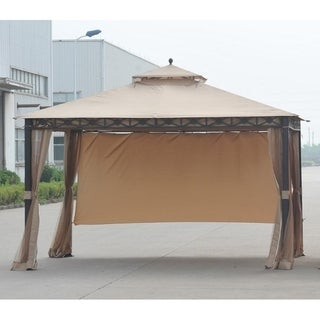 Sunjoy Replacement Canopy set for L-GZ425PST 10X12 S&H Allogio Gazebo
