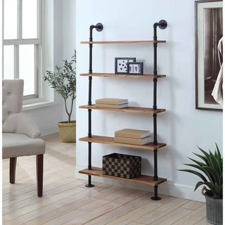 Anacortes Five Shelf Piping