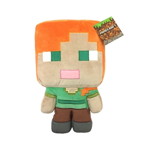 Minecraft Alex Pillow Buddy 34447287