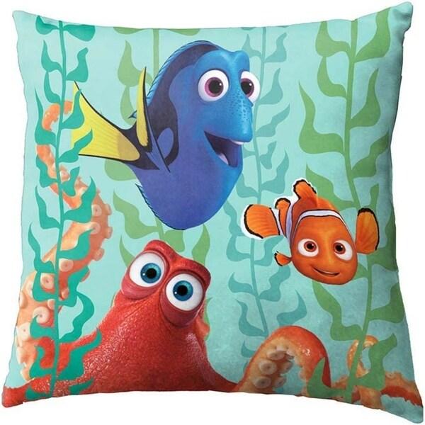 Disney/Pixar Finding Dory with Octopus Decorative Throw Pillow 34447313
