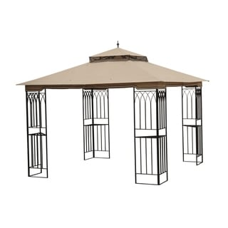 Sunjoy Replacement Canopy set for L-GZ105PST-4F 10X10 Lansing Gazebo