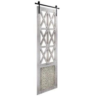 American Art Decor Decorative Hanging Window Door