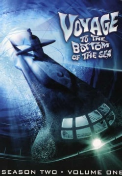 Voyage To The Bottom Of The Sea Season 2 Vol. 1 (DVD)