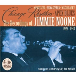 Jimmie Noone - Chicago Rhythm 1923-43