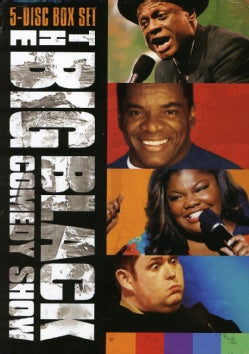 Big Black Comedy Box Set (DVD)