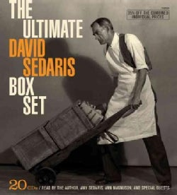 The Ultimate David Sedaris (CD-Audio)