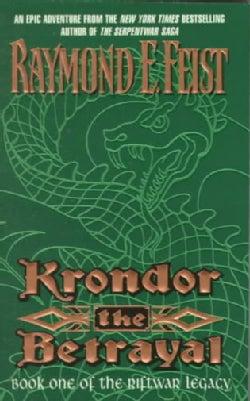 Krondor the Betrayal (Paperback)