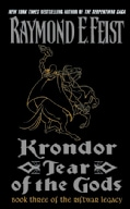 Krondor: Tear of the Gods (Paperback)