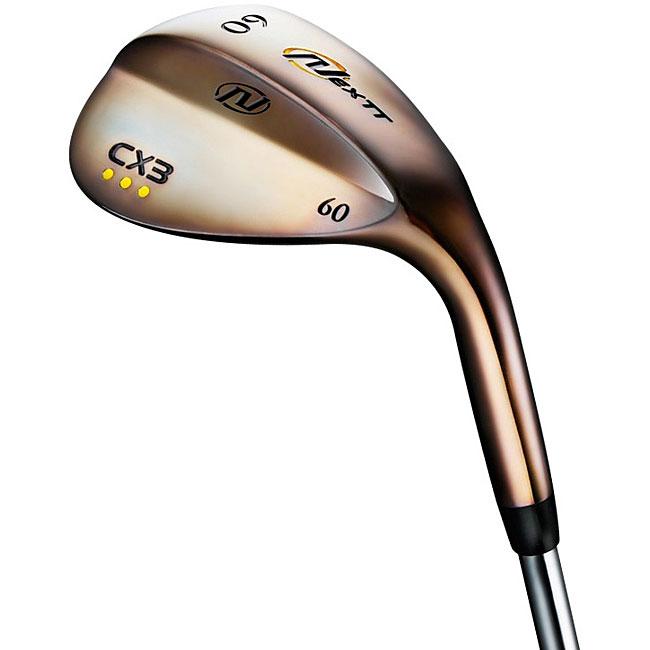 Nextt Golf CX3 Tour Series Dark Pearl Copper Finish Wedge Club