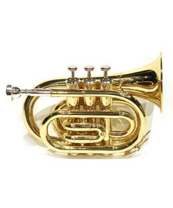 School Band Pocket Trumpet