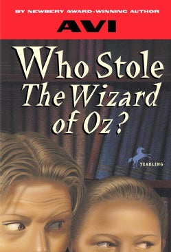 Who Stole the Wizard of Oz? (Paperback)