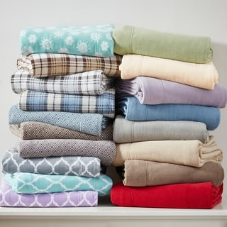 Porch & Den Herron Microfleece Bed Sheet Set