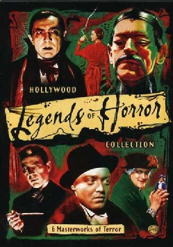 Hollywood's Legends of Horror Collection (DVD)