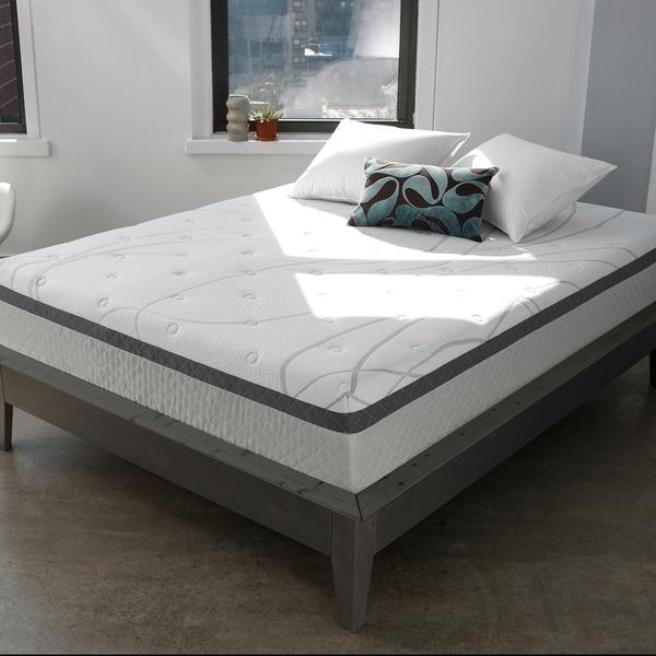 Touch of Comfort 12-inch Gel Memory Foam Full Size Mattress 34565927
