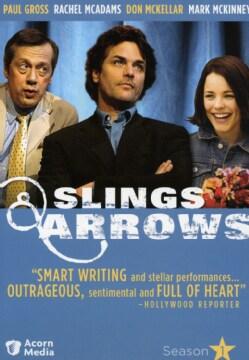 Slings & Arrows: Season 1 (DVD)