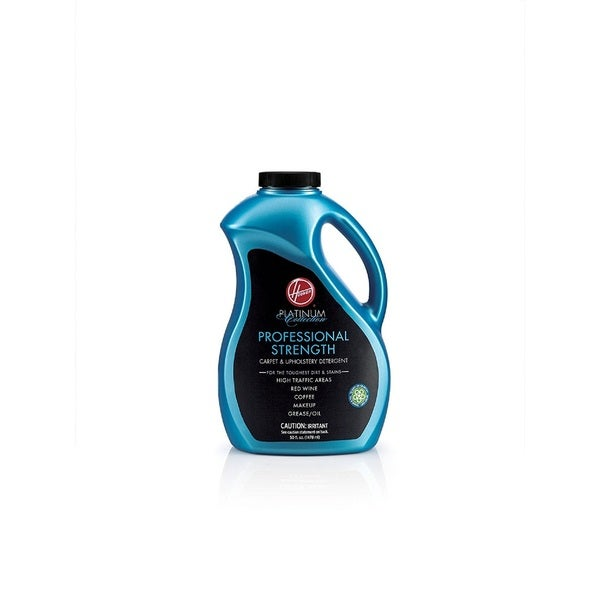 Hoover AH30525 Carpet Cleaner and Upholstery Detergent Solution, Platinum Collection Professional Strength Formula, 50 oz 34570488