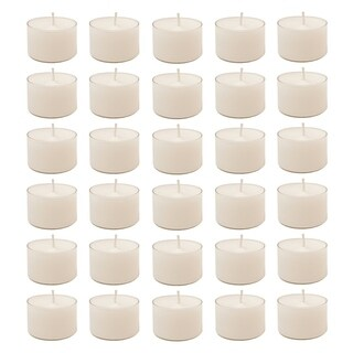 Extended Burn Tea Light Candles 30ct