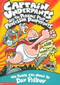 Captain Underpants and the Perilous Plot of Professor Poopypants (Paperback)
