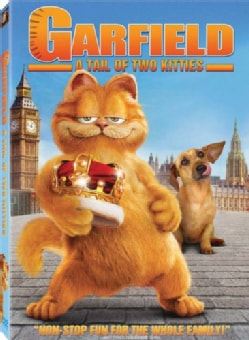 Garfield: A Tail Of Two Kitties (DVD)