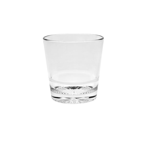 Majestic Gifts Glass D.O.F. Tumblers- Stackable- Design on Base-13.5oz-Made in Europe S/6 34696368