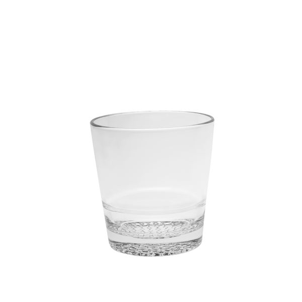 Majestic Gifts Glass D.O.F. Tumblers- Stackable- Design on Base-13.5oz-Made in Europe S/6 34696374