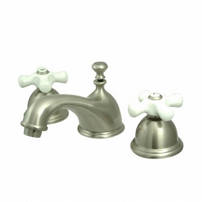 Restoration Widespread Lavatory Faucet - 10379156 - Overstock.com ...