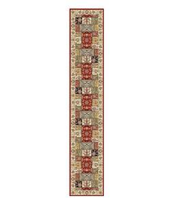 Safavieh Lyndhurst Traditional Multicolor/ Ivory Runner (2'3 x 12')
