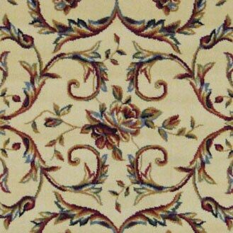 Safavieh Lyndhurst Collection Traditional Ivory/ Ivory Runner (2'3 x 12')