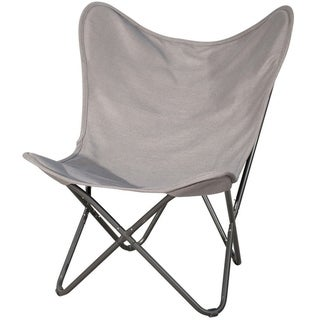 PatioPost Butterfly Chair, Outdoor Camping Home Office Furniture