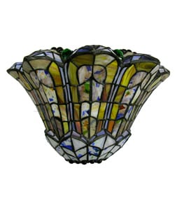 Tiffany-style Wall Sconce | Overstock.com Shopping - Great Deals ...