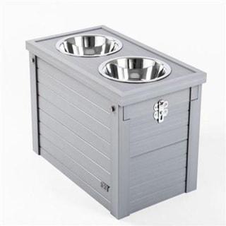 Piedmont Diner Storage Grey