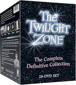 Twilight Zone: The Complete Definitive Edition Collection (DVD)