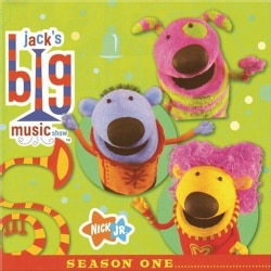 Various - Jack's Big Music Show Season One