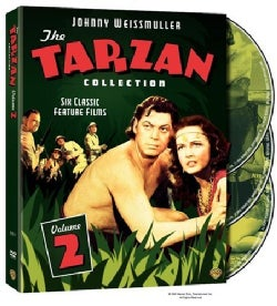 The Tarzan Collection Vol 2 (DVD)