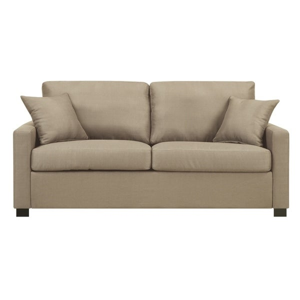 Porch & Den Corktown Abbott Sofa with Pillows