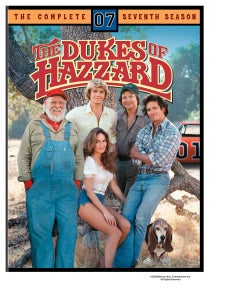The Dukes of Hazzard: The Complete Seventh Season (DVD)