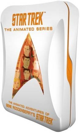 Star Trek: The Animated Series: The Animated Adventures of Gene Roddenberry's Star Trek (DVD)