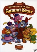 Disney's Adventures of The Gummi Bears: Vol. 1 (DVD)