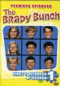 The Brady Bunch: The First Season-Disc 1 (DVD)