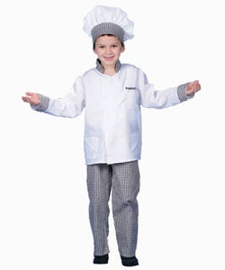 Deluxe Chef Dress-up Set
