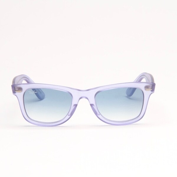 Original Wayfarer Ice Pop Grape Sunglasses With Blue Gradient Lens - ice pop grape 34909561