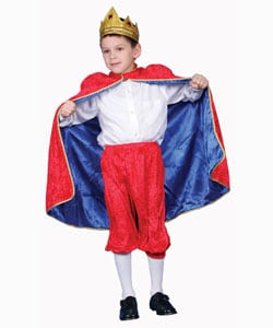 Deluxe Royal King Polyester Costume