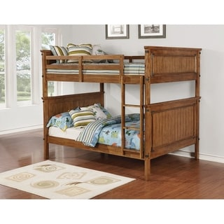 Coronado Rustic Honey Bunk Bed