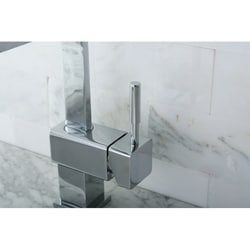 Toronto Euro-style Chrome Bathroom Faucet