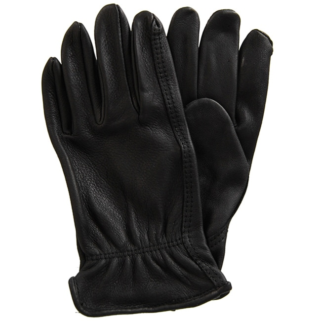 Boston Traveler Men's Deerskin Leather Gloves