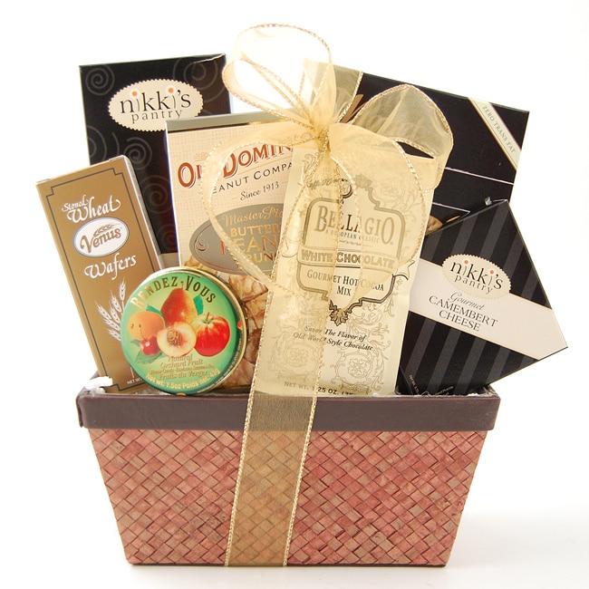 Tastefully Gourmet Gift Basket
