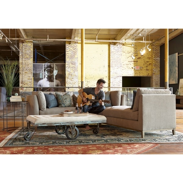 A.R.T. Furniture Epicenters Upholstered Chaplin Sectional Chaise 34931287